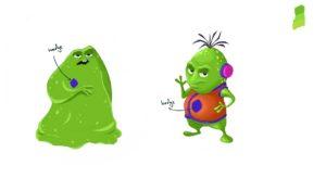 alien book character